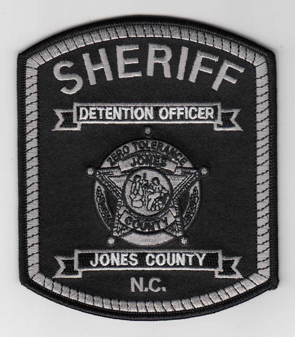 Jail - Jones County, North Carolina